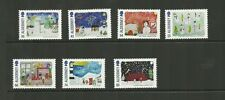 ALDERNEY 2014  CHRISTMAS SET MNH