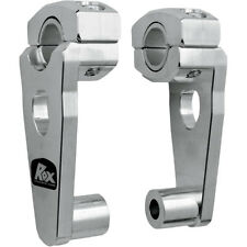 "Rox Speed FX 3.5"" Pivoting Risers for 7/8"" 