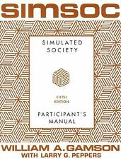 SIMSOC: Simulated Society, Participant's Manual: Fifth Edition (Participant's ..