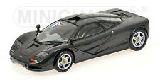 1:18 Minichamps MCLAREN F1 ROAD CAR 1993 BLACK METALLIC