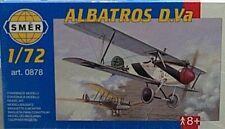Smer 1/72 Albatros D Va WWI Biplane Fighter Model Kit 878