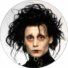 Parche imprimido, Iron on patch /Textil sticker, Pegatina/- Edward Scissorhands