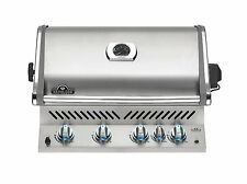 Napoleon BIPRO500RBPSS Built-In / Drop-in Prestige PRO Stainless Steel BBQ Grill