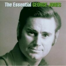 Essential George Jones - George Jones (2006, CD NIEUW)2 DISC SET