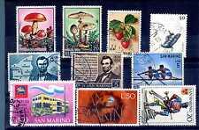 SAN MARINO - SAN MARINO - 1959-1976 - Soggetti diversi. E2160
