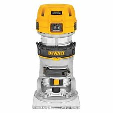 DEWALT DWP611R 1.25 HP Max Torque Variable Speed VS Compact Router with LED's