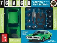 AMT 1.25 SCALE 1971 DODGE CHARGER RT SLOT CAR KIT Code SCAMT784/12.