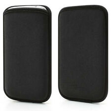 FUNDA LG OPTIMUS F6 F5 L5 L3 L7 L9 2 NEOPRENO NEGRA NEGRO BLACK NEOPRENE CASE