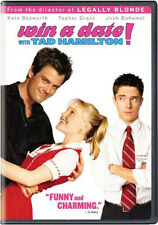 Win a Date with Tad Hamilton! (DVD, 2004) EXCELLENT CONDITION SHIPS NEXT DAY