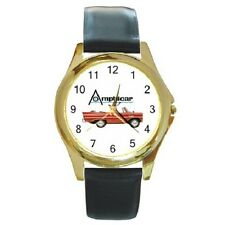 AMPHICAR CLASSIC CAR BOAT ROUND WRISTWATCH **JUST ADDED***