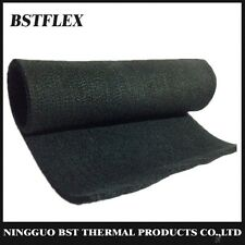 "Carbon Fiber Welding Blanket shield plumbing heat sink slag fire 6'x4'x1/4"" L"