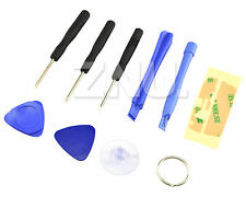 9 in 1 Repair Tool Kit Prying + Screwdrivers + Suction Cup For Apple Iphone 4/5