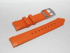Doxa Sub ORANGE Robber Strap 600T Sharkhunter, 750T Searambler, 250T Divingstar