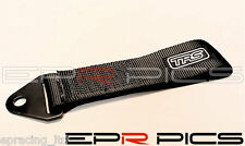 TRS Universal Tow Strap Black Colour for Opel Vauxhall Corsa Vectra Astra VXR