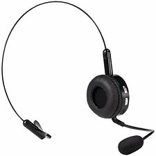 Cobra CWA BTH8 Bluetooth Headset with T5 Sonance Noise Canceling Technology