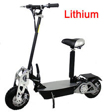 New 2016 Super Turbo LITHIUM 1200 watt CHROME Electric Scooter wholesales