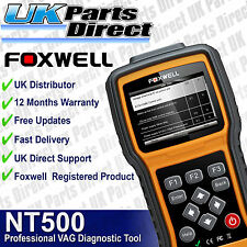 VW FULL Diagnostic Scan Tool + Service Reset Tool + EPB Tool - Foxwell NT500