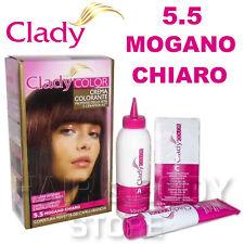 KIT FAI DA TE CLADY 5.5 MOGANO CHIARO colorazione tintura capelli colore tinta