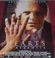 Cinema Poster: HEARTS IN ATLANTIS 2001 (One Sheet) Anthony Hopkins