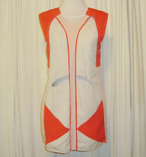 "GORGEOUS SASS&BIDE TUNIC STYLE MINI DRESS 44/8 AUS 14 ""EXPLODED GRAVITY"""