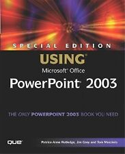 Special Edition Using Microsoft Office PowerPoint 2003 by Rutledge, Patrice-Ann