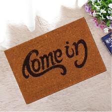 Mat Non Slip Welcome-Go Away Doormat Fashion Funny Indoor/Outdoor Rubber Floor