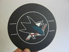 20 of San Jose Sharks NHL Ice Hockey team beer coasters from CoorsLight