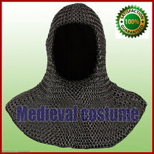 Chainmail Coif For Sale Chain Coif Armor Chainmail Hood Chainmail Clothing t1