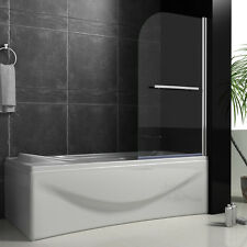 800x1400mm New Design Chrome 180°Pivot Bath Shower Screen Glass Door Panel B46