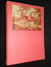 SIGNED: A Fox Hunter's Anthology by Peter Lewis 1935 Foxhunting Prose & History