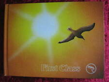 FIRST CLASS - Qantas Promotion for first class customers COLLECTABLE!