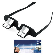 S HD Bed Prism Spectacles Horizontal Lazy periscope Glasses For Reanding NEW