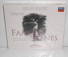 458 250-2 Richard Strauss Famous Scenes New Sealed