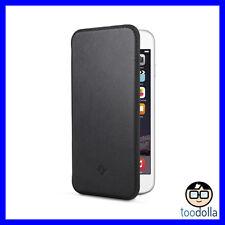 TWELVE SOUTH SurfacePad, Ultra Slim Premium Napa Leather Cover iPhone 6/6s Black