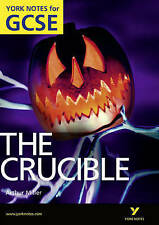 The Crucible: York Notes for GCSE, Langston, Walker Paperback - NEW Book