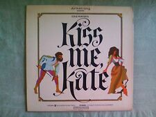 """Kiss Me Kate""Col. 645,US,LP,stereo,original Television soundtrack,Armstrong!M"