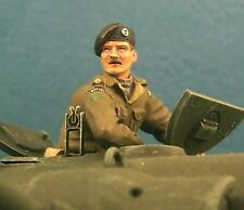 British Empire Tank Crew, Normandy 1944, 35027 Ultracast Resin 1/35