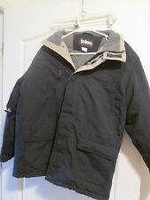 Totes Coat Parka Women's XL 18/20 Navy Winter Snow Ski