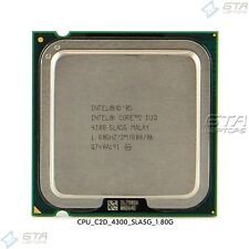 Intel C2D 4300 1.80GHz SLA5G LGA775 Dual-Core CPU Working Pull
