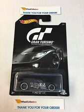 Gran Turismo Hot Wheels * Ford GT LM * BLACK * Z37