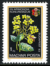 Hungary 2804, MNH. Bee collecting pollen, 1983