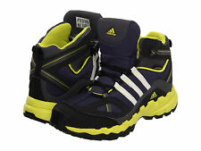 New adidas Kids AX 1 GTX Mid Shoes Sneakers Boots Boy 1 Youth