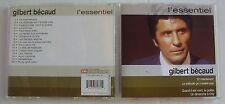 GILBERT BECAUD (CD)   L'ESSENTIEL . 16 TITRES