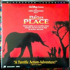 A Far Off Place / Widescreen -  Laserdisc Buy 6 for free shipping