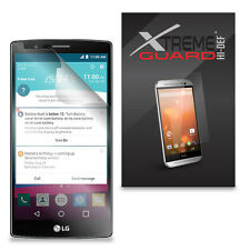 6-Pack Ultra Clear HD XtremeGuard HI-DEF Screen Protector Skin Cover For LG G4