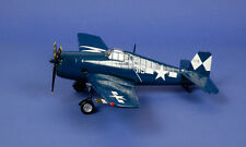 ARMOUR FRANKLIN MINT METAL 1/48 F6F5 HELLCAT VF83 USS ESSEX 98172 !!!