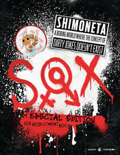 SHIMONETA: A BORING WORLD WHERE THE CONCEPT OF DIRTY JOKES DOESN'T EXIST NEW BLU