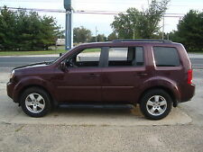 Honda : Pilot 4WD EX-L Leather Sunroof Theft Salvage Rebuildable