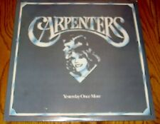 CARPENTERS YESTERDAY ONCE MORE FIRST PRESSING 2-RECORD SET STILL  SEALED  1985