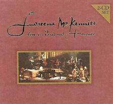 Loreena Mckennitt - Live In Paris & Toronto [CD -used} (D1-18)